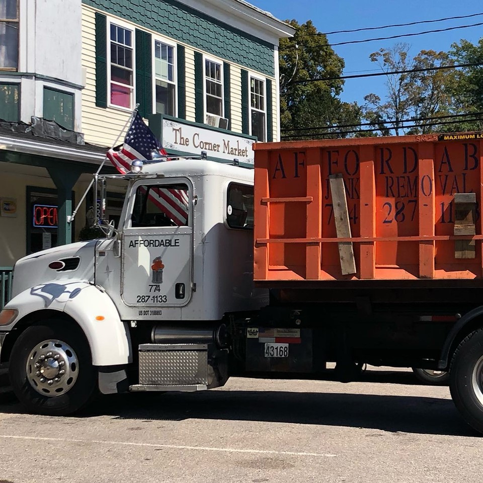 Holliston Junk Removal