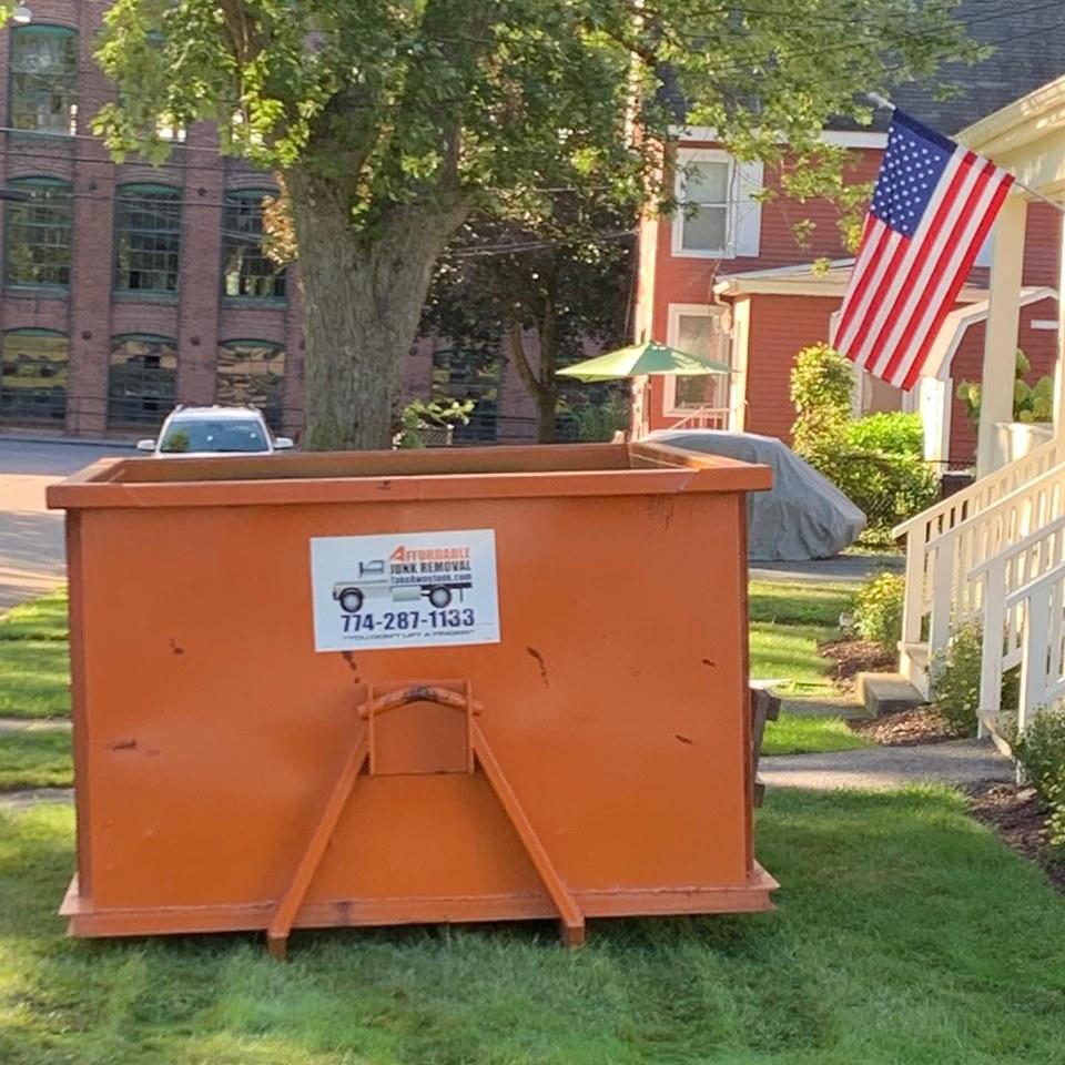 Milford Dumpster Rentals