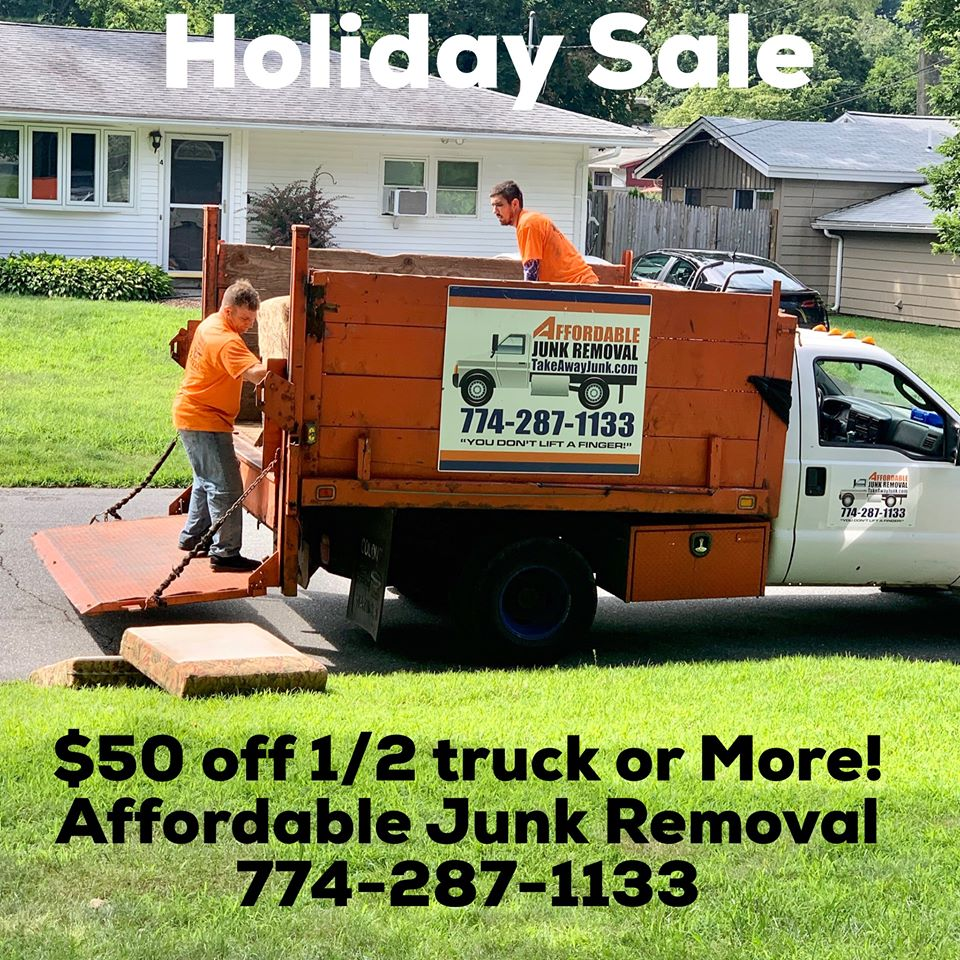 Junk Removal Special